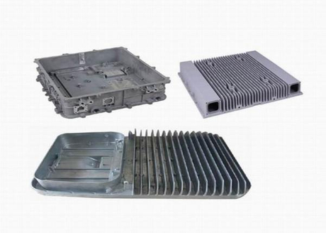 High Power Led Street Light Heat Sinks | Aluminum Die Casting