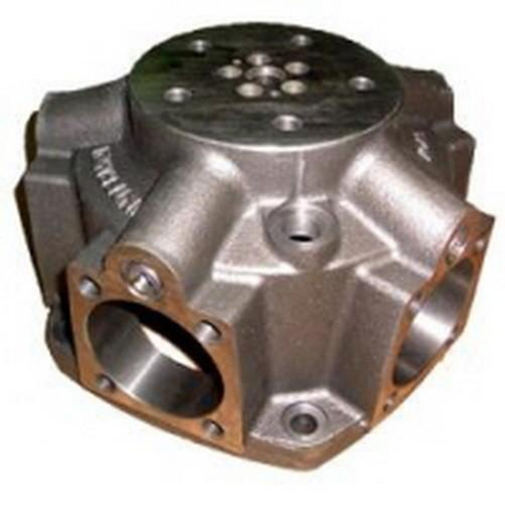 Aluminium Die Casting Components for Pump Connection Parts