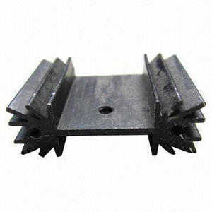 Chipset Aluminum Heatsink | Aluminium Extrusion Manufacturers in China